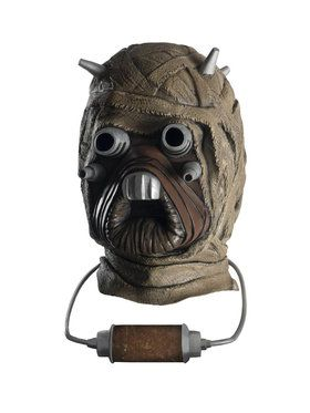 Star War Species Collection: Tusken Raider Overhead Mask