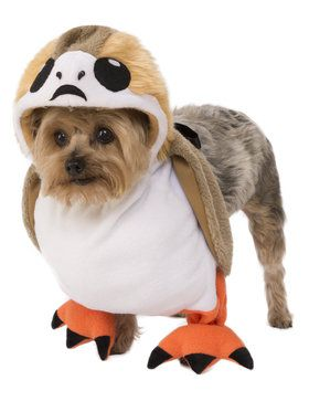 Star Wars Porg Costume for Pets (Walking Edition)