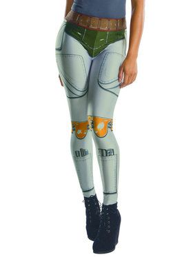 Star Wars Boba Fett Womens Leggings