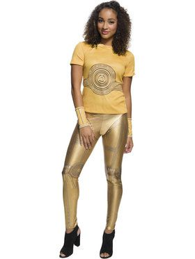 Star War Master Series: C-3PO Rhinestone T-Shirt