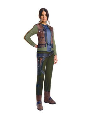 Star Wars Womens Jyn Erso Costume