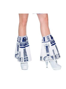 Star Wars R2-D2 Womens Legwear