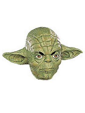 Star Wars Classic Edition: Child Yoda 3/4 Vinyl Mask