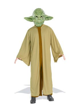 Star Wars Yoda Deluxe Costume For Adults