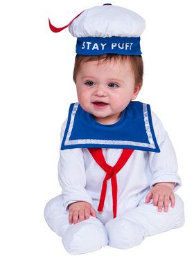 Stay Puft Romper for Baby/Toddler