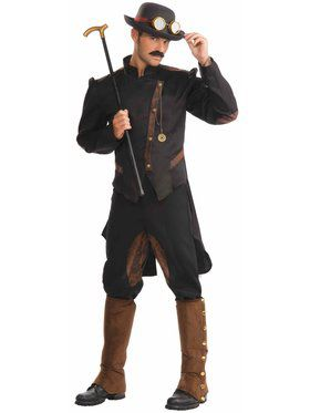 Steampunk Gentleman Adult Costume