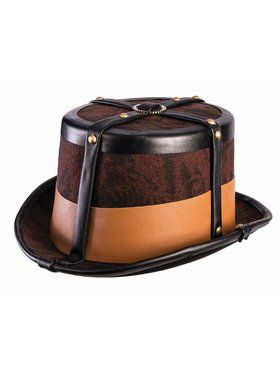 Steampunk Hat for Adults