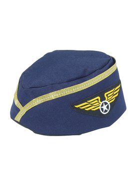 Adult Stewardess Hat