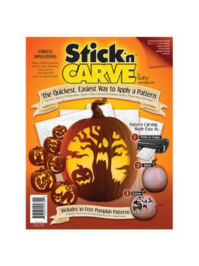 Stick'n Carve Kit