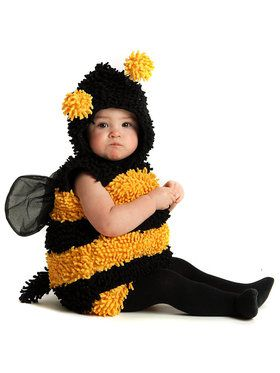 Stinger Bee Toddler Infant Small Costume