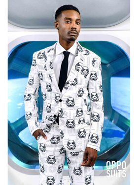 Stormtrooper Mens OppoSuit