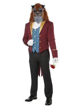 Storybook Beast Costume For Men