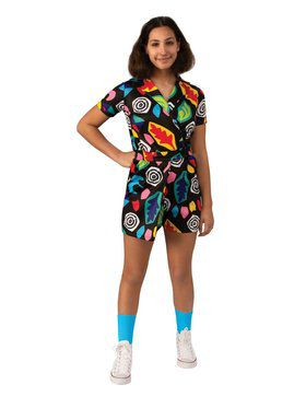 Stranger Things 3 Eleven Mall Dress Costume for Kids