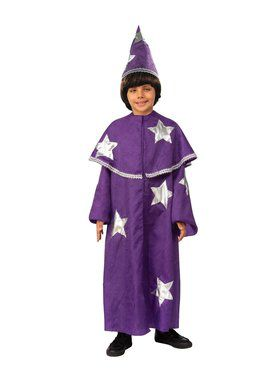 Stranger Things 3 Will's Wizard Outfit Costume for Kids