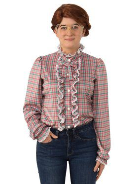 Adult Stranger Things Barb Shirt