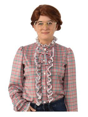 Stranger Things Barb's Wig Costume Accessory for Adults
