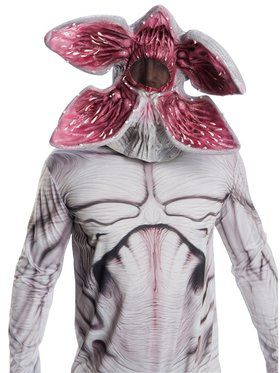 Stranger Things Demogorgon Deluxe Mask for Adults