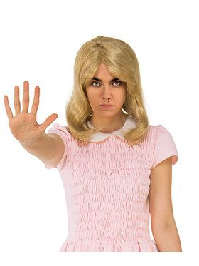 Stranger Things Eleven Blonde Wig Accessory