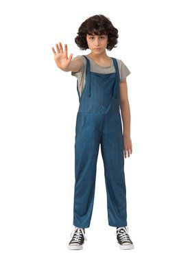 Kid's Stranger Things Eleven's Overalls