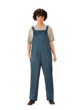 Adult Stranger Things Eleven's Overalls