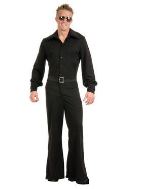 Men's Studio 54 Costume