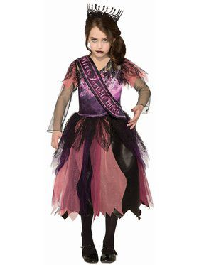 Sublimation Prom Princess Zombie Costume