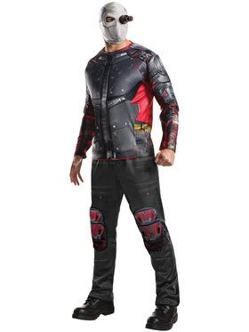 Suicide Squad Deadshot Men's Costume