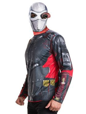 Suicide Squad: Deadshot Costume Kit For Teens