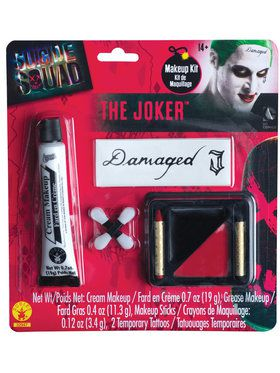 Suicide Squad Joker Make Up Kit