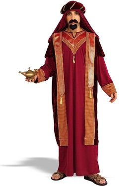 Sultan (Wise Man) Costume For Adults