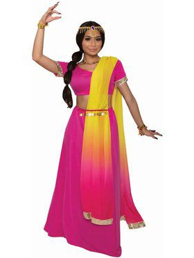 Sunrise Princess Adult Costume