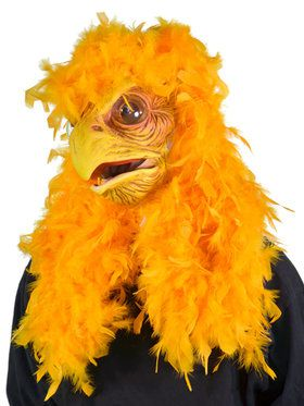 Super Chicken Mask