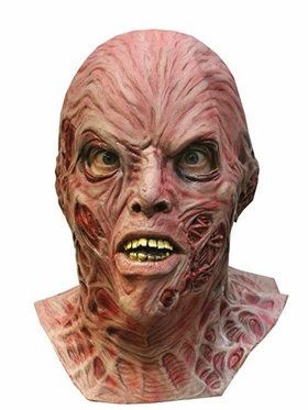 Super Deluxe Adult Freddy Krueger Overhead Mask