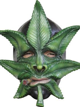 Super High Times Mask