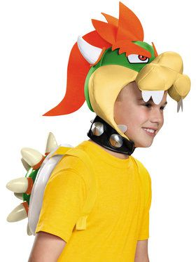 Super Mario Bros Boys Bowser Kit