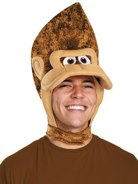 Super Mario Brother's Donkey Kong Adult Headpiece