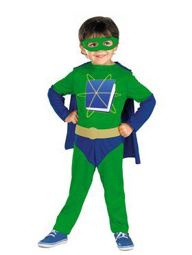 Super Why! Costume for Boys