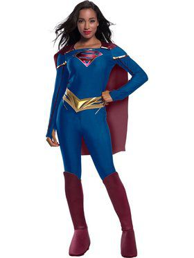 Supergirl Costume for Adults