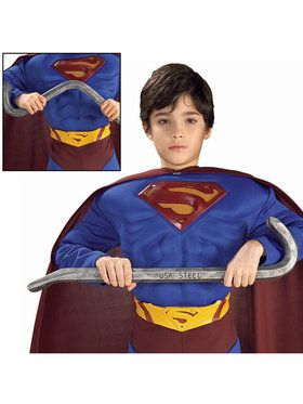 Superman Bendable Steel Bar