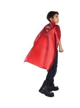 Childrens Superman Cape