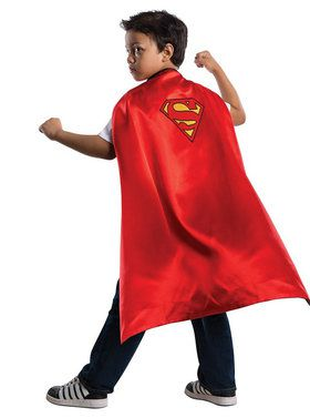 Kid's Classic Superman Cape