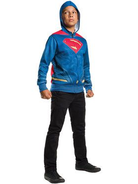 Superman Hoodie for Boys