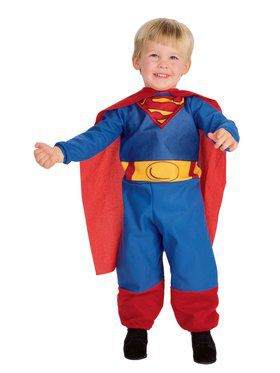 Superman Infant/toddler Costume