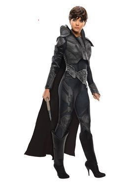 Superman Man of Steel Sexy Faora Adult Costume