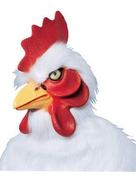 Supreme Chicken Mask Adult