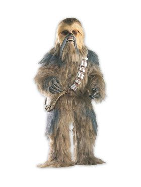 Supreme Edition Adult Chewbacca Costume
