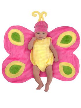 Swaddle Wings Beautiful Butterfly Caterpillar Infant Costume