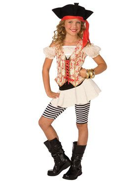 Swashbuckler Costume For Children  sc 1 st  Wholesale Halloween Costumes & Girls Halloween Costumes at Low Wholesale Prices