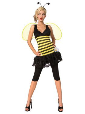 Sweet as Honey Costume For Adults