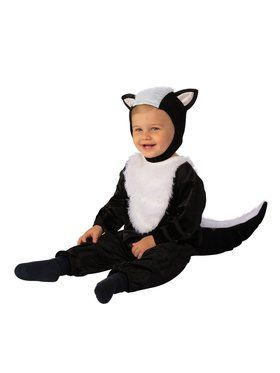 Little Skunk Costume for Kids